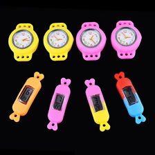 Digital Watch For Rainbow Loom Kit Rubber Bands Bracelet DIY Craft Tool New