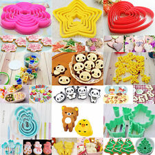 Worthy Number Letter Fondant Biscuit Cake Cookie Maker Mold Edge Cutter DIY Tool