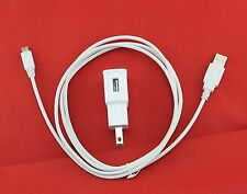 OEM EP-TA10JWE 5.3V 2A Samsung Wall Home AC Adapter + 6 Feet Sync Charger Cable