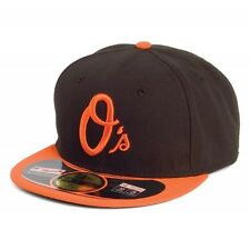 New Era 59FIFTY Baltimore Orioles Baseball Cap - Alternate - Black-Orange