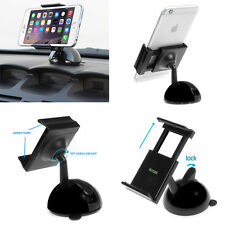 iKross 360° Car Dashboard Windshield Mount Holder Stand Bracket For Cell Phone