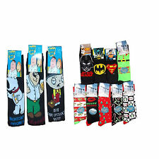1 PAIR CHRISTMAS GIFT XMAS MENS NOVELTY SOCKS ..STOCKING FILLERS..PRESENTS