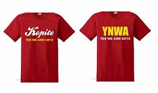 Liverpool YNWA 96 shirt - Kopite never walk alone supporters tee justice for the