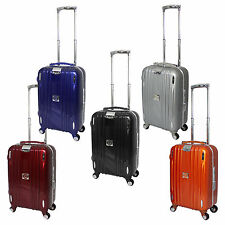 Heys Crown Edition M Elite 22-inch Hardside Carry-on Upright Suitcase with TSA L