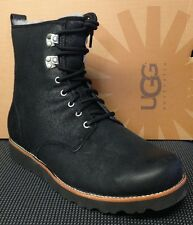 "Authentic UGG Australia ""Hannen"" 1003623 / BLK Men's Casual Boots NEW"