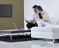 Decorative Texture Ceiling Tiles 3D WALL WAVY STYLING PANEL #1 1 BOX OF 16 PCS