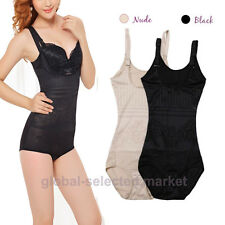 Women Full Body Shaper Waist Cincher Underbust Suit Control Firm Tummy Belt
