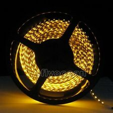 New 5M 16FT 3528 SMD 600 LED Flexible Strip Light 120Leds/Meter