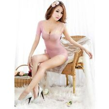 Blog Wholesale a Oblique hollow piece tight sexy lingerie stockings open file