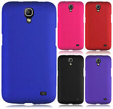 For Samsung Galaxy Mega 2 Rubberized HARD Protector Case Cover +Screen Protector