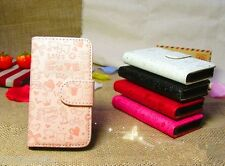 Lucky magic Witch Girl Leather Flip Pouch Case Cover FOR Mobile Smart Phones 2