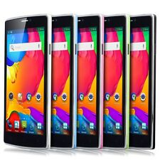 5.5'' Dual Core/SIM Unlocked 3G/GPS AT&T Mobile Phone Android 4.4 Smartphone 4GB