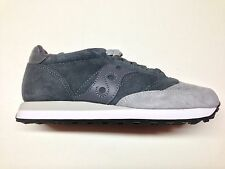 SAUCONY JAZZ O PREM LUXURY PACK CHARCOAL GREY SNEAKERS RUNNERS LIMITED S70140-4