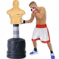 Free Standing Punch Bag Slam Man Dummy Body Boxing Partner Strike Torso Neoprene