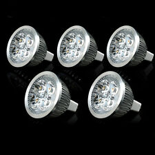 Energy Save 3W 4W 5W GU10/E27/E14/MR16 LED Spot Light Lamp Bulb Cool/Warm White