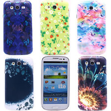 Hot Glowing Peony Hard Back Case Cover for Samsung Galaxy Grand Duos i9080 i9082