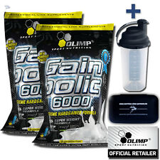 Olimp Gain Bolic 6000 2 X 1000g - Weight Gainer Contains Whey Protein