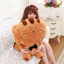 Big face cat Large Cute Soft Plush Stuffed Toys Doll Cushion Fortune Cat Pillow