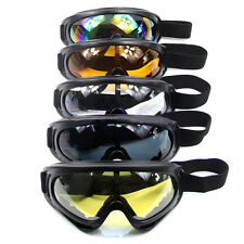 Hot Snowboard Dustproof Sunglasses Motorcycle Ski Goggles Lens Frame Eye Glasses