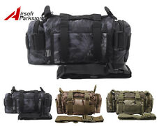 NEW Tactical Molle Utility Waist Pack Pouch Military Camping Hiking Shoulder Bag
