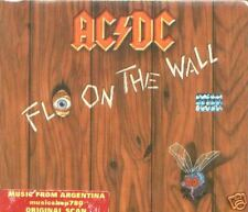 AC/DC FLY ON THE WALL SEALED CD DELUXE DIGIPAK REMASTER