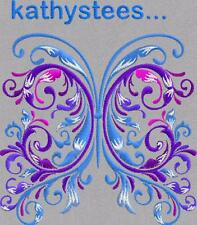 Tribal Butterfly - Machine Embroidery Designs Set of 10 CD