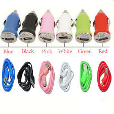 Universal USB Car Charger Micro USB Data Cable For Samsung Galaxy S4/3 HTC New