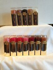 ESTEE LAUDER PURE COLOR LIPSTICK FULL SIZE CHOOSE YOUR SHADE