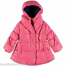 Babyface bfc 4208152 Winterjacke-Mantel 68 74 80 86 92 98 104 Fleece blush NEU