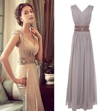 2015 Style Cheap Prom Dresses Evening Bridesmaid Wedding Ball Gown Party Dresses