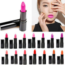 Waterproof Beauty Cosmetic Makeup Long Lasting Bright Lipstick Lip Stick 14Color