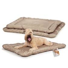 Slumber Pet MegaRuffs Empire Beds Dog Crate Bedding Pet Puppy Chew Proof No Tear