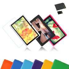"""iRulu eXpro X1a 7"""" New Quad Core Dual Cam Android 4.4 Tablet w/ Screen Protetor"""