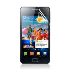 Hot Lot Anti-Glare Matte/ Clear LCD Screen Protector For Samsung Galaxy S2 i9100