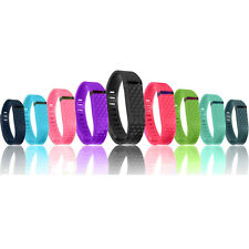 Large Small Replacement Wrist Band w/Clasp For Fitbit Flex Bracelet (No Tracker)
