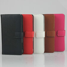 High Quality Pouch Leather Stand Case Cover For Sony Xperia ZR M36H C5502