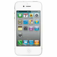 NEW UNLOCKED APPLE IPHONE 4S 64GB/32GB BLACK/WHITE IOS 9 SMARTPHONE + FREE GIFTS