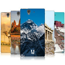 HEAD CASE DESIGNS FAMOUS LANDMARKS HARD BACK CASE FOR SONY XPERIA Z C6603