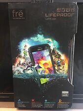BRAND NEW, AUTHENTIC LIFEPROOF FRE CASE FOR SAMSUNG GALAXY S5 WATER / DIRT PROOF