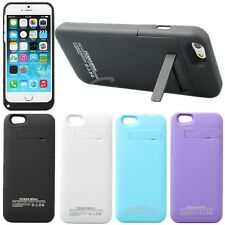 """4200mAh External battery backup power bank charger case cover for iphone 6 4.7"""""""
