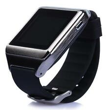 "US Unlocked New 1.5"" Touch  Screen Bluetooth Smart Watch Phone SIM 1.3MP Camera"