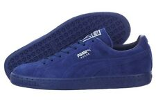 Puma Suede Classic+ 35656848 Limoges Puma Silver Casual Shoes Medium (D, M) Mens
