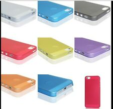 Ultra Thin 0.2mm Clear Case Cover Skin For Apple iPhone 4S 4