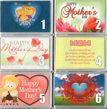 Happy Mothers Day Fridge/Freezer Magnets - Great Gift Idea - Lovely Designs