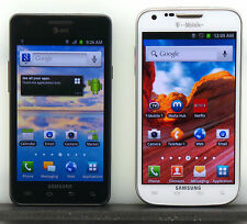 Samsung Galaxy S2 S II AT&T T-Mobile I777 I727 T989 White Black Android