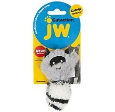 JW Pet Cataction LUSH CAT TOY Catnip Infused 5 Design Choices