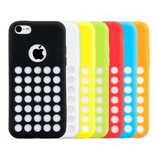 kwmobile SILICON COVER FOR APPLE IPHONE 5C SOFT CASE BUMPER TPU BACK MOBILE TPU