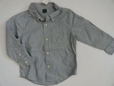 NWT Baby Gap 3T 5T/Years Striped Lilac Long Sleeve Boy's Dress Shirt New