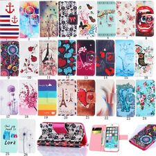 Wallet Leather Card Holder Case Cover For iPhone 6/plus 4.7''  5.5'' 5s 5 4s 4