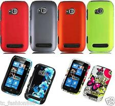 Quality Phone Cover DESIGN / COLOR Case For Nokia Lumia 710 (T-Mobile)